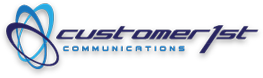 Customer 1st. Communications