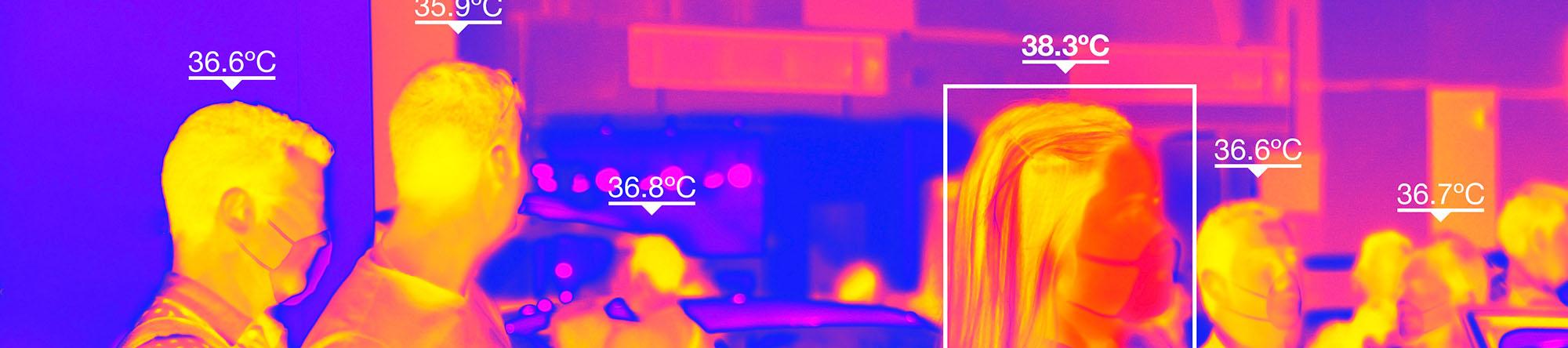 Thermal Temperature Screen